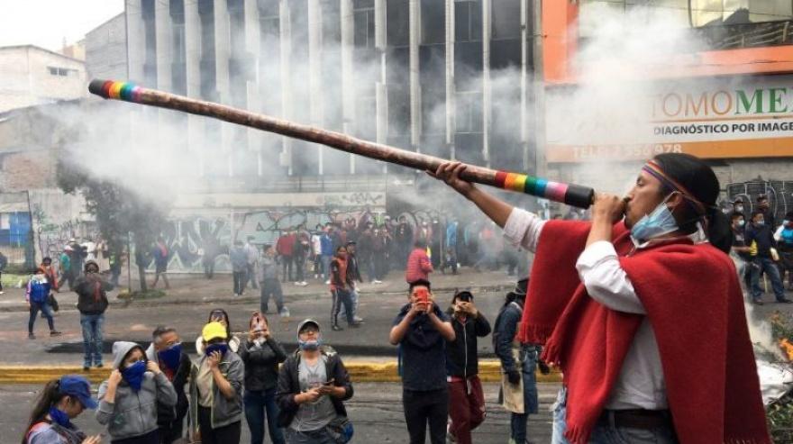 Crecen las movilizaciones contra medidas económicas de Lenin ...